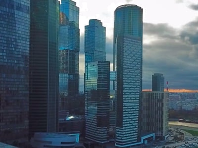 Экскурсия по Москва Сити прогулка с гидом