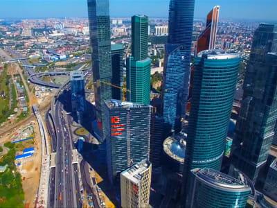 Москва Сити экскурсии на смотровую площадку, цены, билеты без экскурсий.