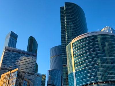 Экскурсия в Panorama360 (Москва-Сити) на Новый год