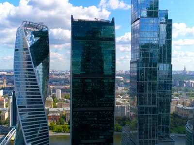 Экскурсия в «Москва-Сити» башня «Империя»