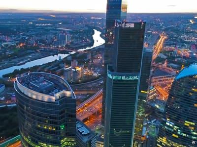 Экскурсия Москва-Сити башня Федерация