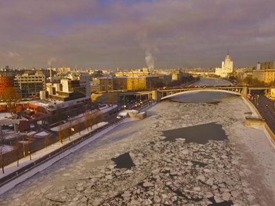 Экскурсия На самолёте над Москвой