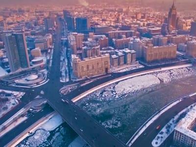 Экскурсии Москвы в декабре