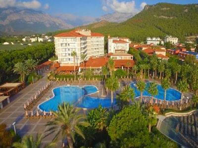 Akka Hotels Alinda 5* Турция на Новый год