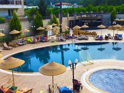 Botanik Resort Hotel 4* Турция на Новый год