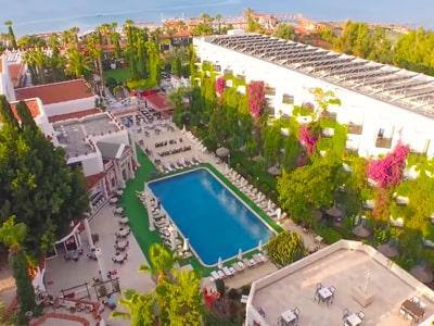 Club Hotel Sera 5* Турция на Новый год