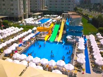 Grand Park Lara Hotel 5* Турция на Новый год