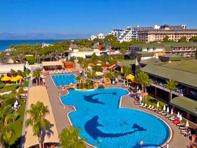 Maritim Pine Beach Resort 5* Турция на Новый год