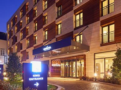 Novotel Istanbul Hotel 5* Турция на Новый год