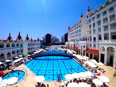 Oz Hotels Side Premium 5* Турция на Новый год