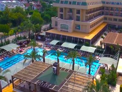 Crystal De Luxe Resort & Spa 5* Турция на Новый год