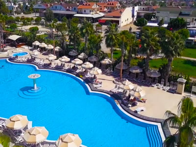 Alva Donna Exclusive Hotel & Spa Белек 5 звезды все включено