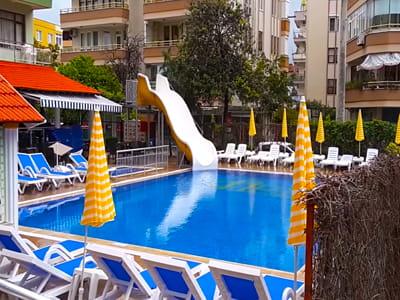 Arsi Hotel Отели Алании 4 звезды все включено