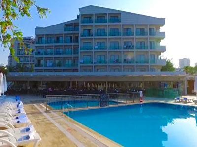 Club Hotel Falcon Анталии 4 звезды все включено
