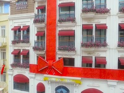Dosso Dossi Hotels Old City Отели Стамбула 4 звезды все включено