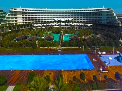 Maxx Royal Belek Golf & Spa Отели Белека 5 звезды все включено