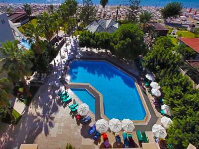 Nerton Beach Hotel Сиде 4 звезды все включено