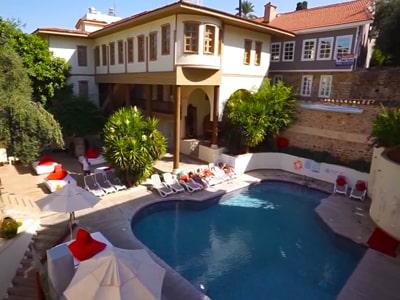 Puding Marina Residence Отели Анталии 4 звезды все включено