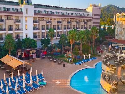 Rox Royal Hotel Отели Кемер 5 звезд все включено
