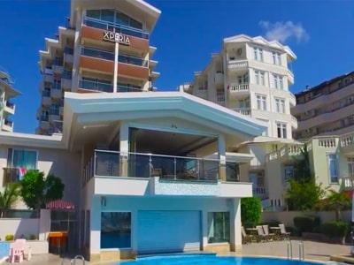 Xperia Saray Beach Отели Алании 4 звезды все включено