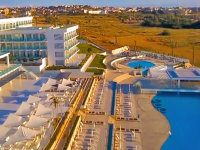 KING EVELTHON BEACH HOTEL 5* КИПР ВСЕ ВКЛЮЧЕНО