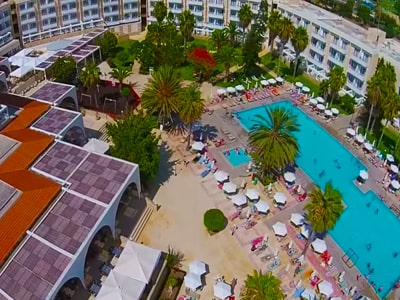 LOUIS PHAETHON BEACH 4* КИПР ВСЕ ВКЛЮЧЕНО